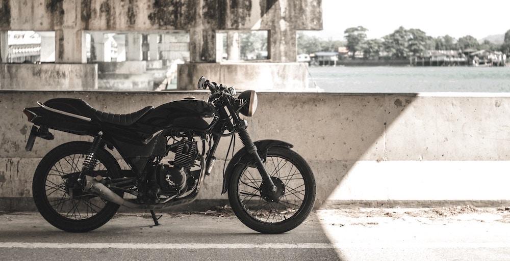 black bike | Imperial Motorcycles