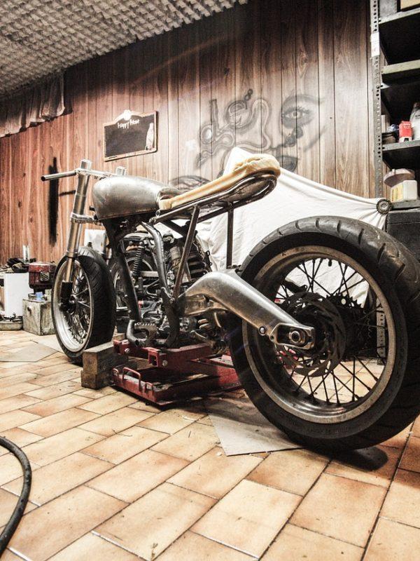 Motorcycle Repair Checklist Garage | Imperial Motorcycles - Burnaby Repair Shop